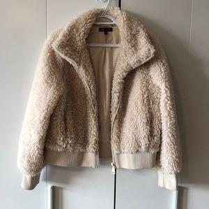 Zara Fuzzy Jacket